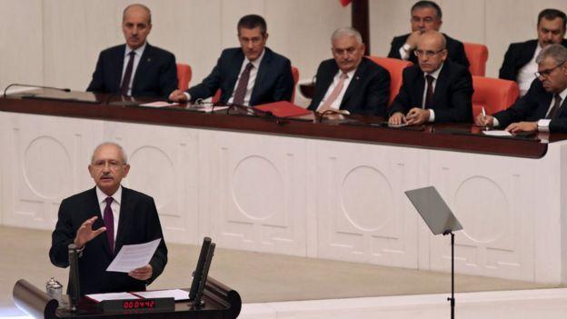 Kılıçdaroğlu, Times'a konuştu: 'Terörist' tanımını kabul etmiyorum, hatta buna gülüyorum
