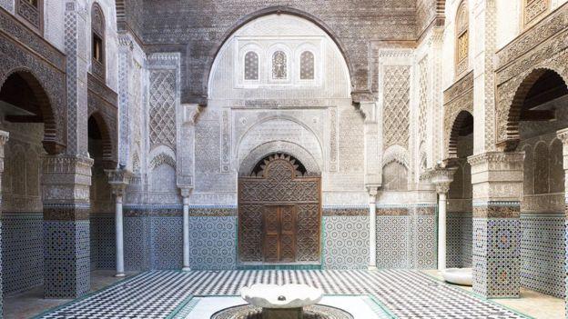 Universidad Al Qarawiyyin.