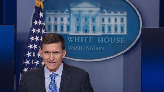 Michael Flynn - 1 February
