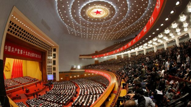 China's 2017 Communist Party congress