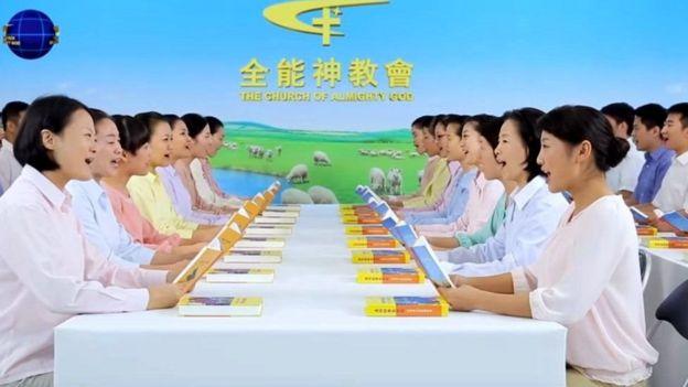 بازداشت اعضای فرقهای که معتقدند 'مسیح در قالب زن چینی به زمین بازگشته'