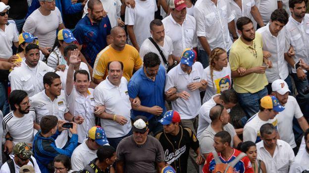 Resultado de imagen para ¿Hacia dónde va Venezuela?: 4 posibles escenarios