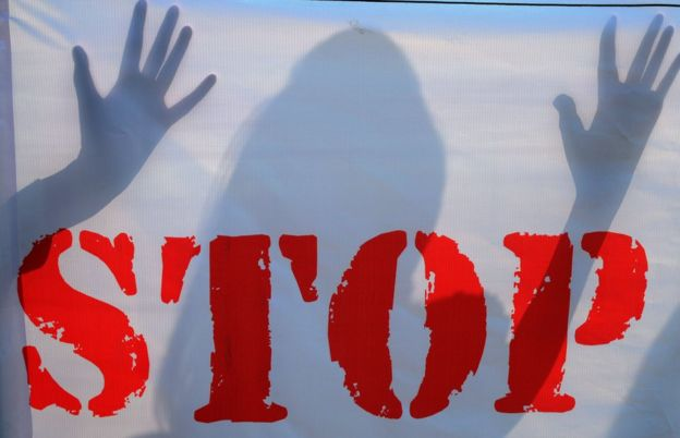 Campanha contra abuso de menores