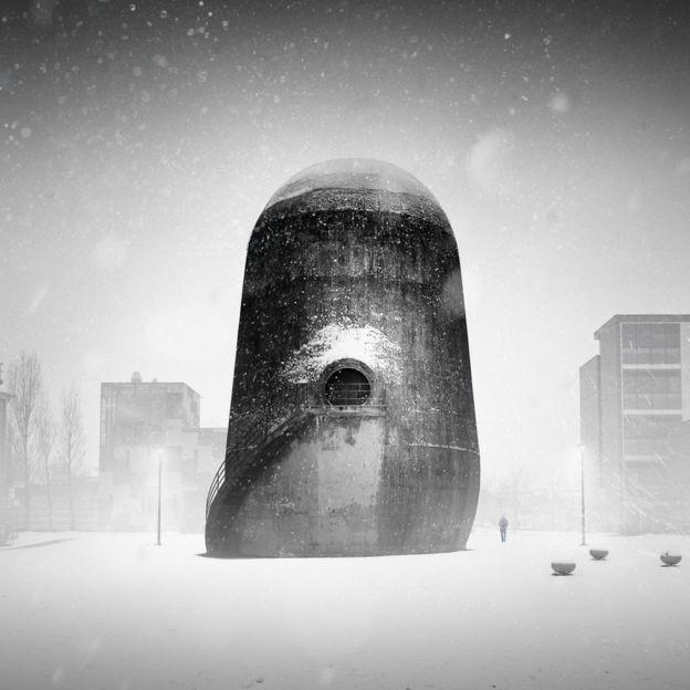 Torre misteriosa.