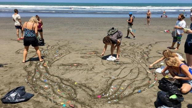 Plata Jacó, Costa Rica. (Foto: Karma Tribe/Facebook).