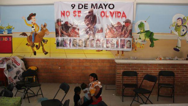 Aula casi vacía (Foto: cortesía Arturo de Dios Palma)