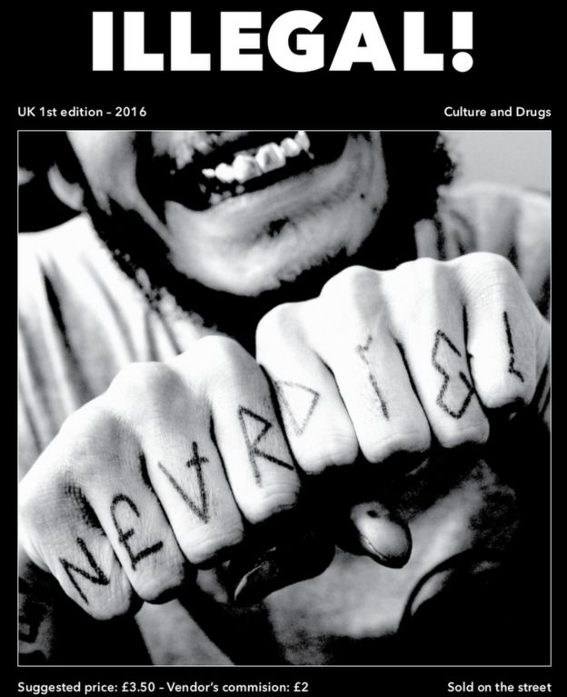 Majalah ilegal