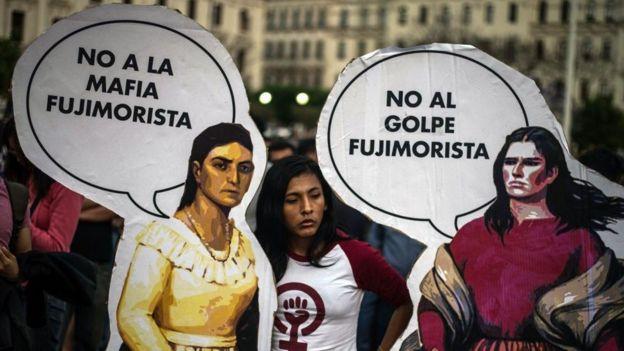 Detractores de los Fujimori