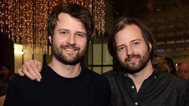 Ross and Matt Duffer