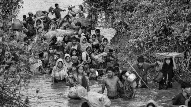 Arakan Müslümanı mülteciler