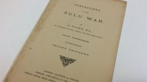 Reflections on the Zulu War by Christian Cole