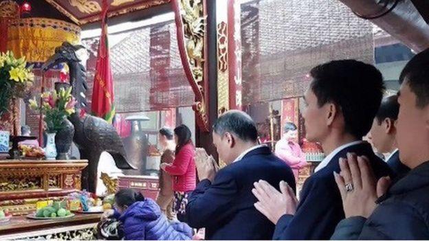 Bảy cán bộ Kho bạc nhà nước TP Nam Định bị đình chỉ công tác vì đi lễ Đền Trần trong giờ hành chính