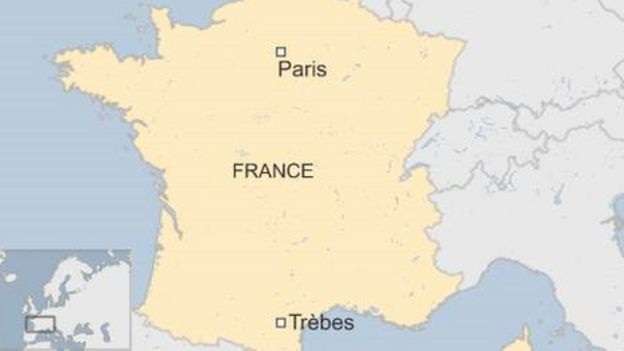 situation of terrorist hostage taking As the hostage-taking situation unfolded, french prime minister edouard philippe said all information suggests the incident seems to be a terrorist act.