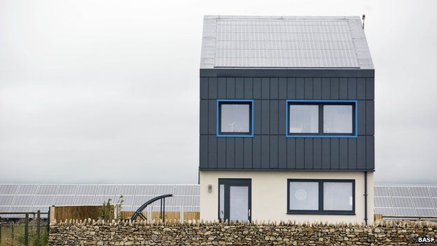 Designers Create The 'impossible' Zero Carbon House BBC News
