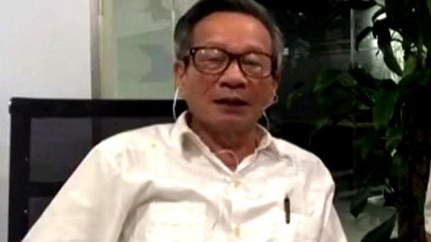 Ông Lê Truyền, cựu Phó Chủ tịch Mặt Trận Tổ Quốc Việt Nam