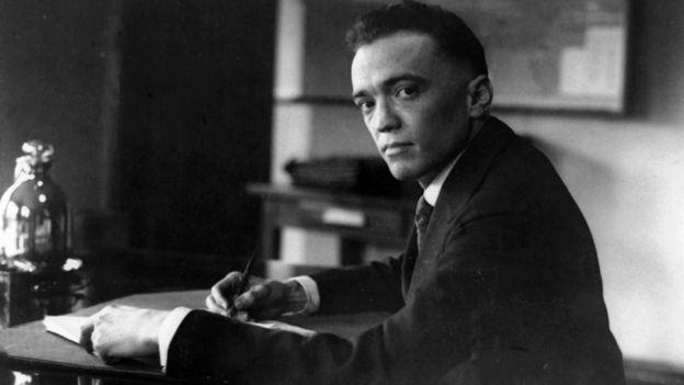 J. Edgar Hoover em 1925