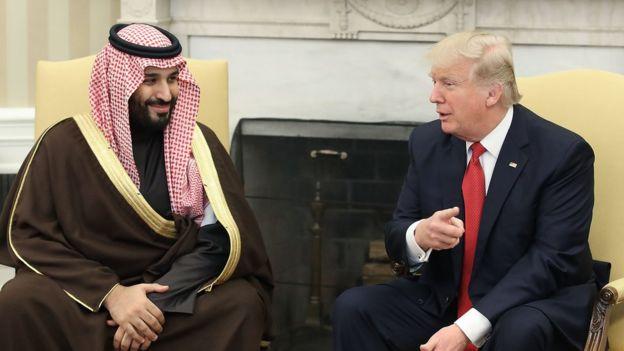 มกุฎราชกุมารทรงมีสายสัมพันธ์อันดีกับผู้นำสหรัฐฯ