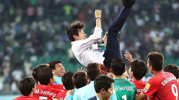 Timnas Korea Selatan