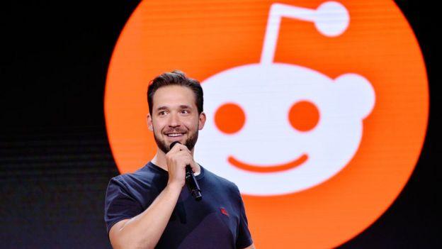 Alexis Ohanian, fundador de Reddit