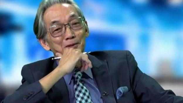 Kinh tế gia Nguyễn Xuân Nghĩa.