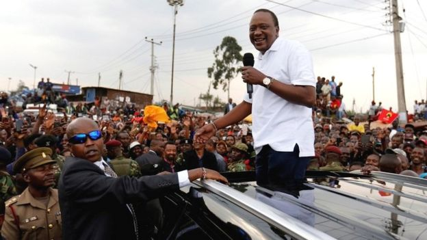 Kenya announces date of new presidential elections