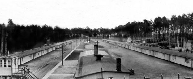 Stutthof concentration camp in 1939