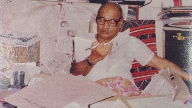 முன்னாள் பிரதமர் நரசிம்ம ராவ்