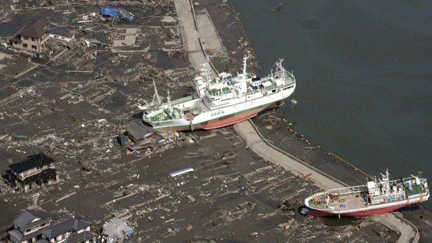 در سال ۲۰۱۱، سونامی و زلزله فوکوشیما بر شبکه های IT و قطعات کامپیوتری تأثیر گذاشت