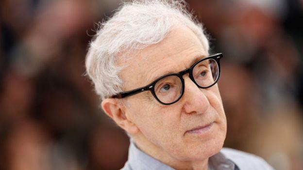 El director y guionista Woody Allen