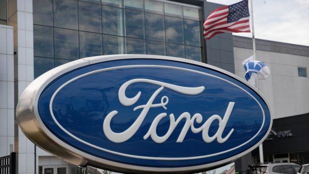 Oficinas de Ford