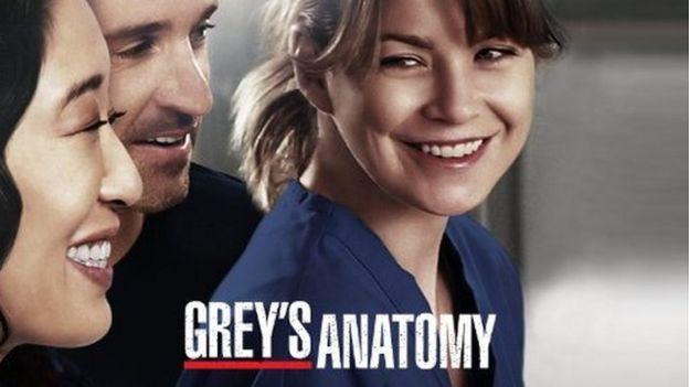 Fotograma de la serie Anatomía de Grey