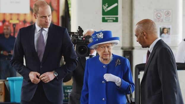 London Tower Fire, Grenfell Tower, Prince Williams, Queen, News, Foreign,