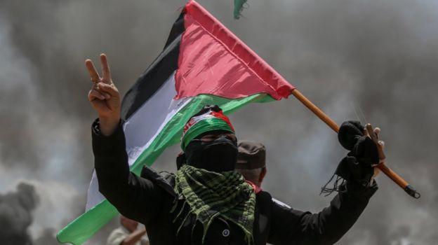 احتجاجات غزة