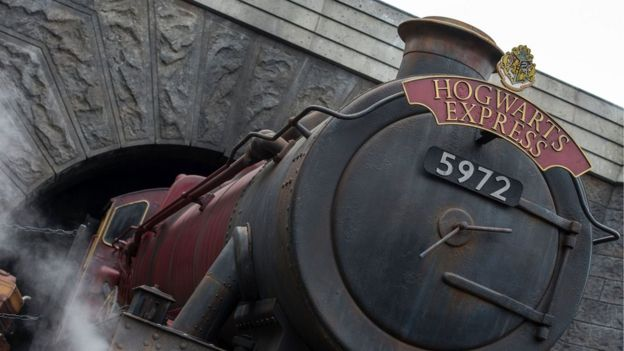 Expresso de Hogwarts