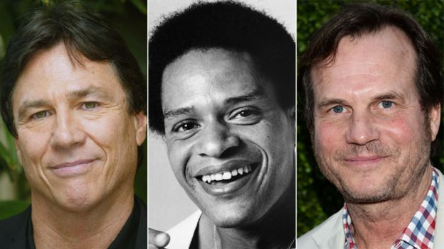 Richard Hatch, Al Jarreau and Bill Paxton