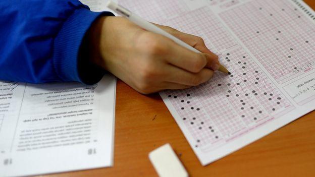 Üniversite sınavı