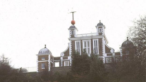 英國格林威治天文台