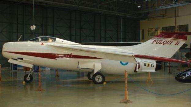 Avião Pulqui 2 da FAdeA