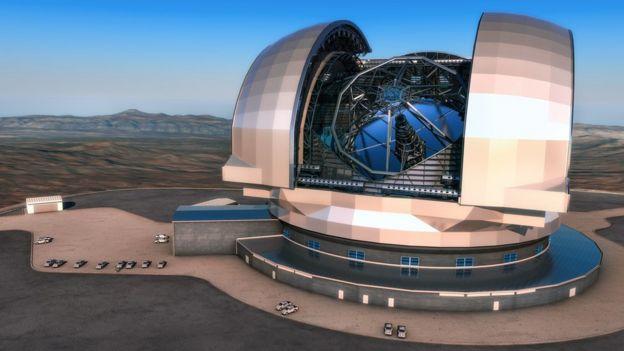 'Extremely Large Telescope'