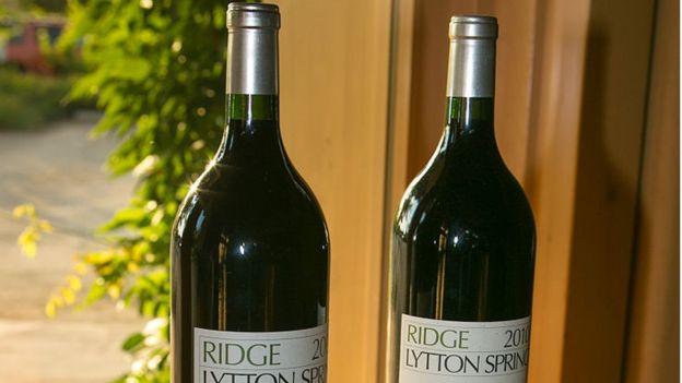 Vinos Ridge