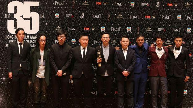 《十年》曾獲頒2016年金像獎最佳電影