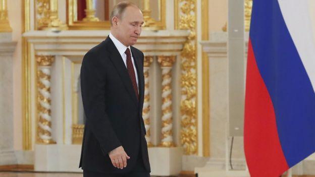 Putin, Russia, Syria