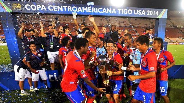 Copa Centroamericana Tigo