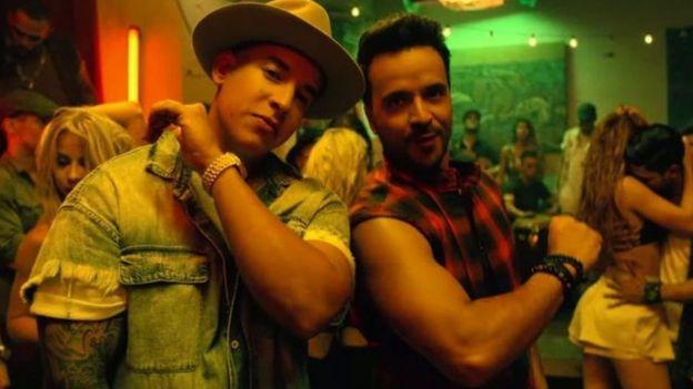 Imagen del videoclip de Luis Fonsi de Despacito.