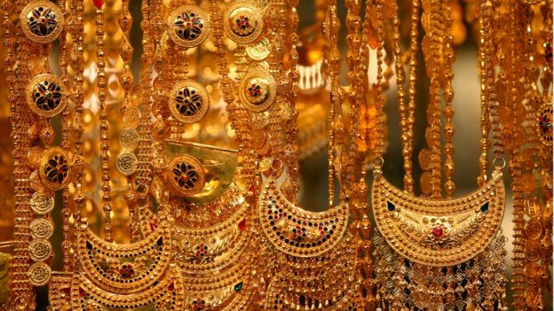 Why Nigerians melt their gold jewellery in Dubai MyJoy line