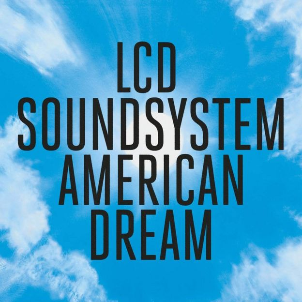 Artwork for LCD Soundsystem's American Dream