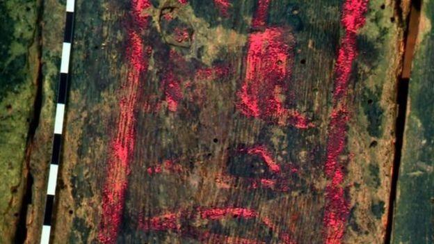 மம்மி மீதுள்ள ரகசிய எழுத்துக்கள்
