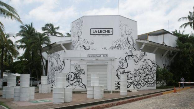 La Leche restaurant in Puerto Vallarta, Mexico