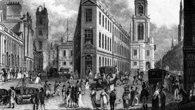 Анонимность городской жизни способствовала росту