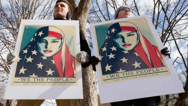 Activistas por la inmigración